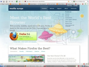 Firefox 3 without border in KDE4
