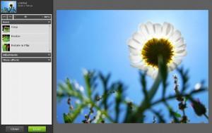 Pixlr Express screenshot