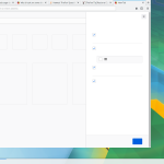 image shows a Firefox newtab page with no text showing