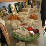 Pottery painting parties … Have Fun! Barefoot Ceramics pottery studio, Newport, South Wales