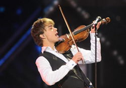 Alexander Rybak from Norway, Eurovision Winners